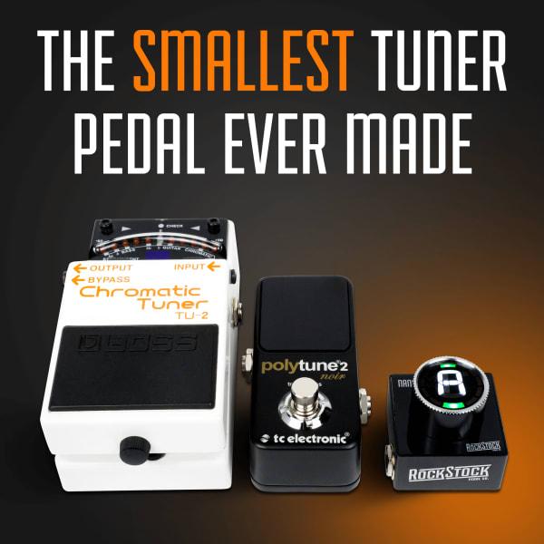 nano tuner the smallest tuner ever made