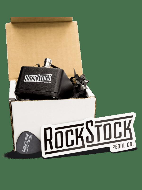 rock stock tap tempo