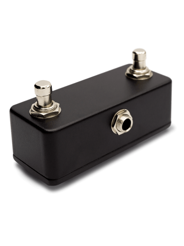 dual switch rock stock pedals