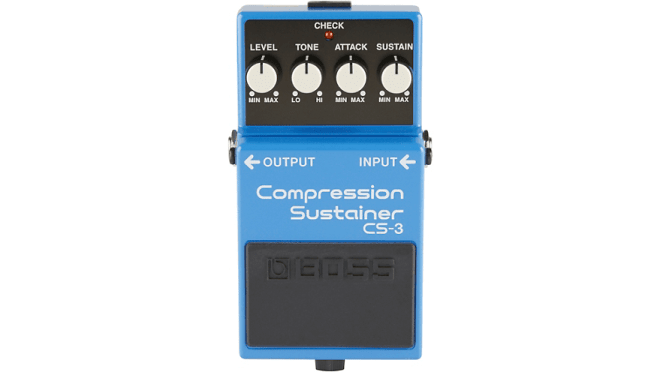 Rock Stock Pedals The Ultimate Guide To Guitar Compressor Pedals Boss CS-3