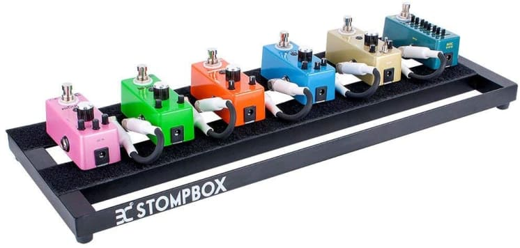 """How To Build A Complete Pedalboard budget pedalboard ENO Ex 20"""" Pedalboard"""