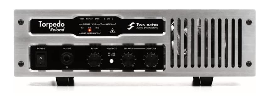 Two Notes Torpedo Reload Reactive-Active Attenuator