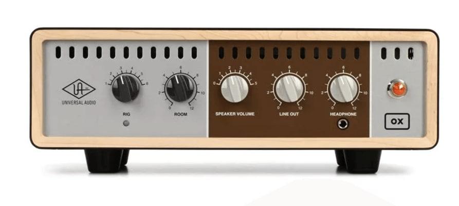 Universal Audio OX Load Box power attenuator