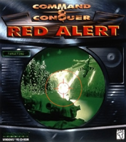 Box art for Command & Conquer Red Alert