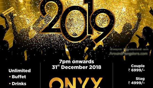 Onyx 2019 New year Bash