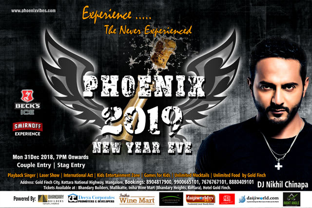 Mangalore 2019 New Year Eve