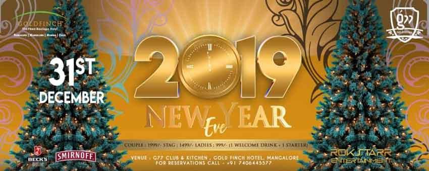 2019-New-Year-Eve-31-Dec-2019-G77-Club-Kitchen-Mangalore