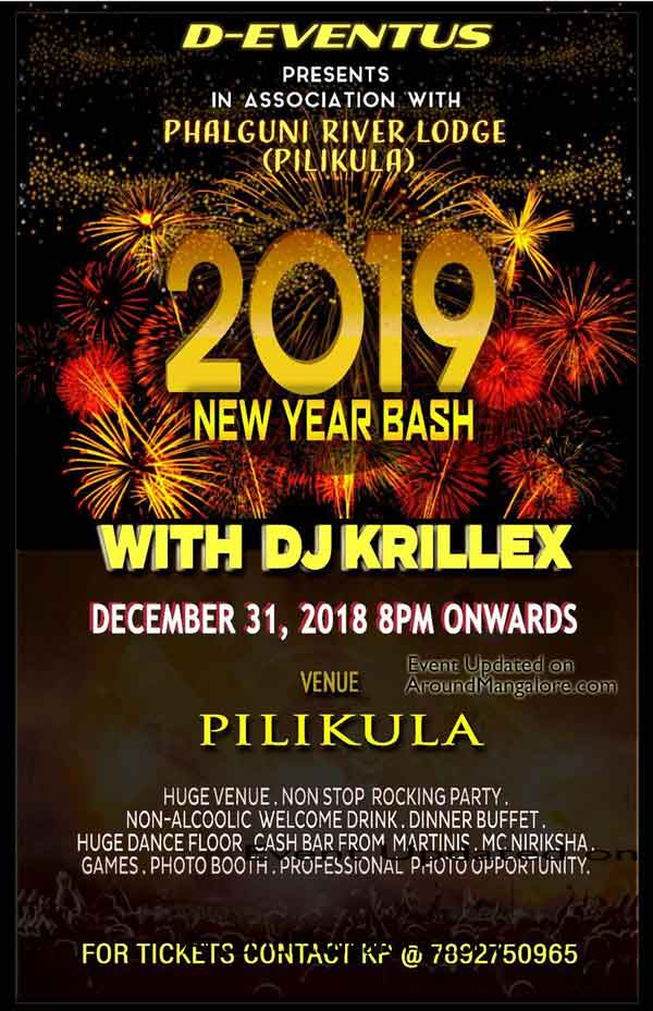 PiliKula New year Eve 2019