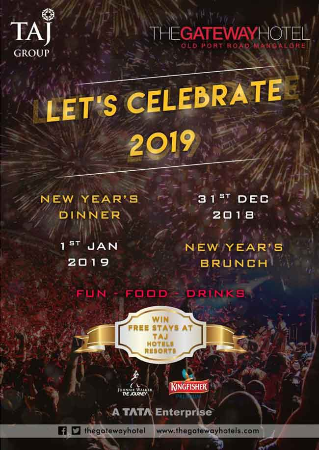 Taj-The-Gateway-Hotel-Mangalore-New-year-party-2019