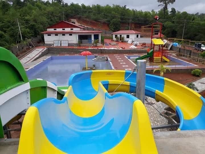 Anjali Water Park Udupi