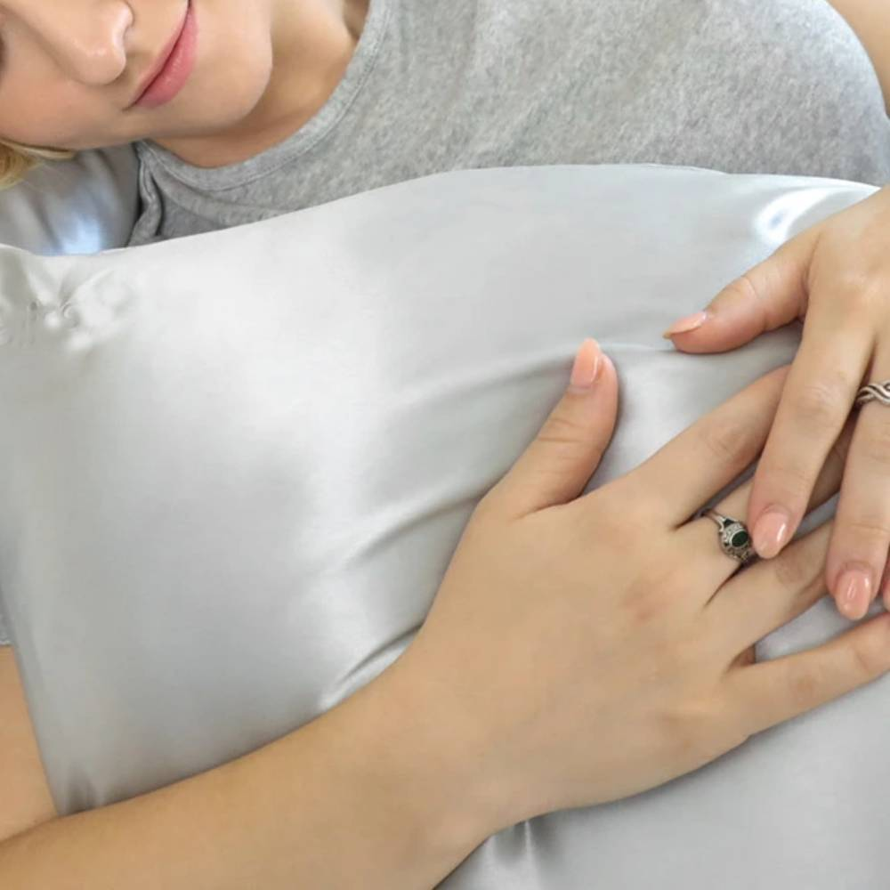 Silver Pillowcovers