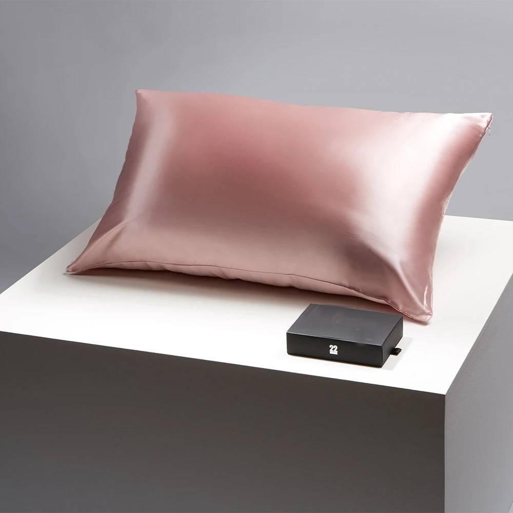 pink pillowcase