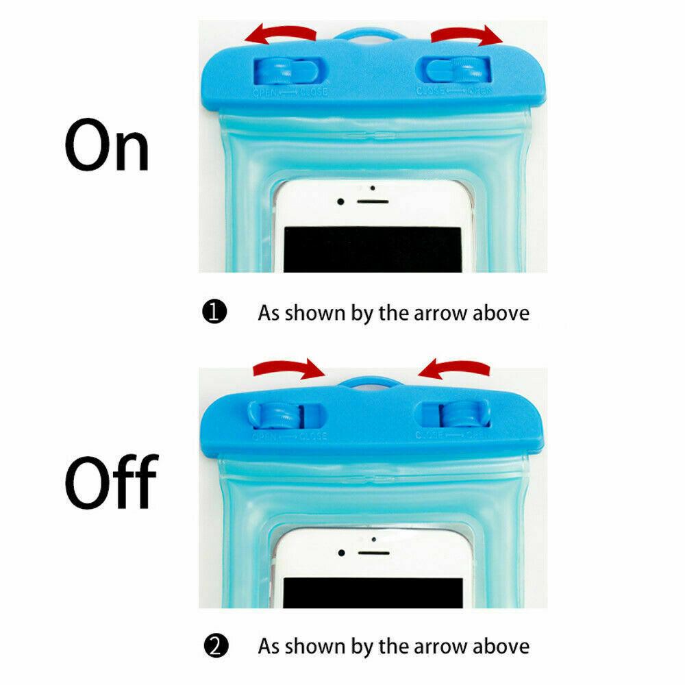 waterproof phone cases