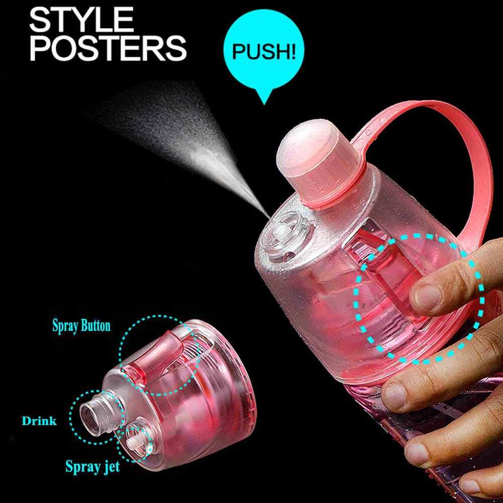 water spray mister