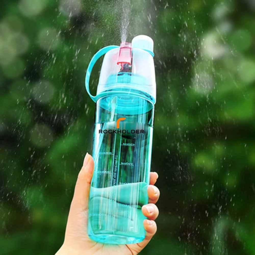 water bottles that spray