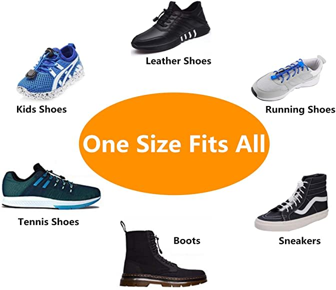 Elastic Lace for Trainers