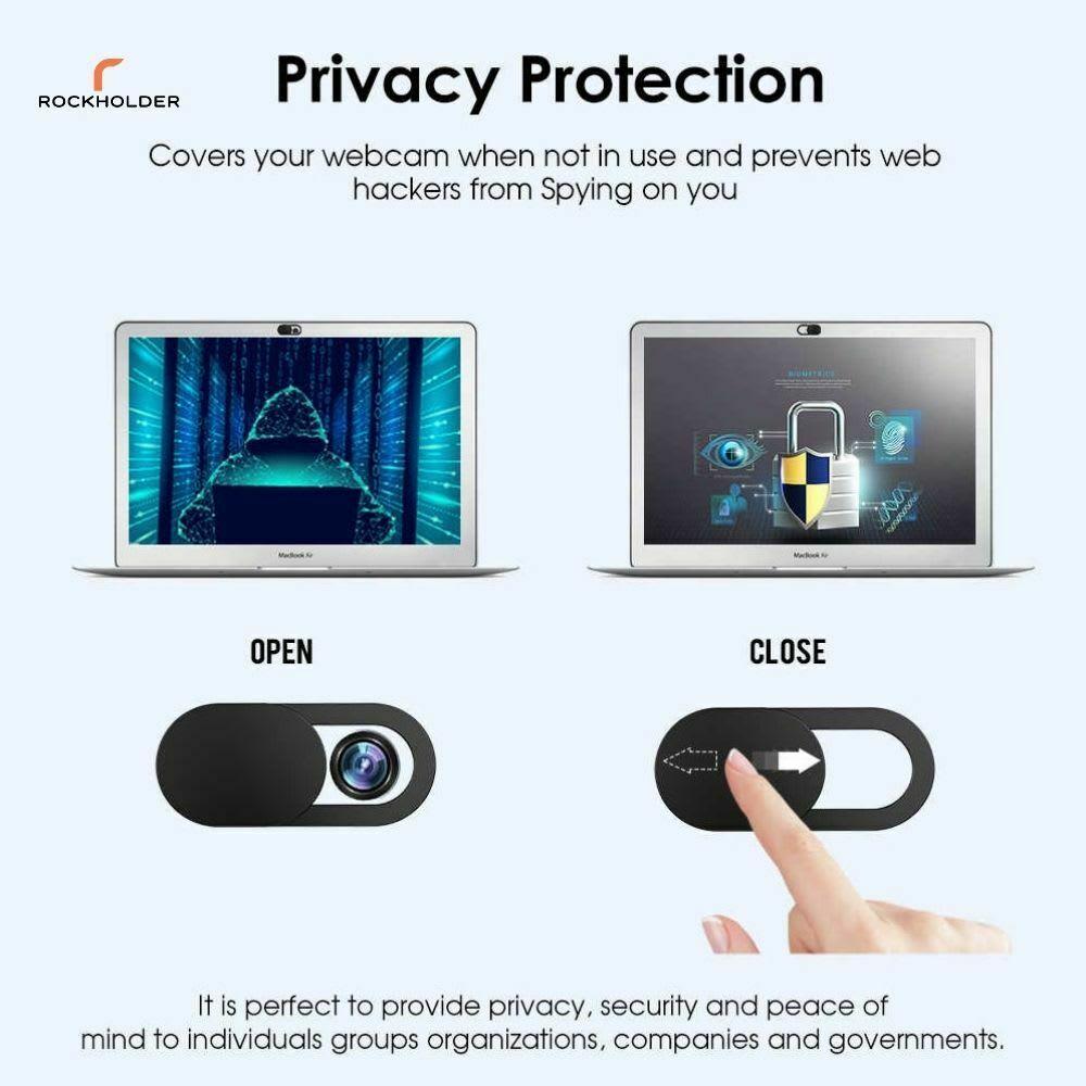 Webcam Slider Cover