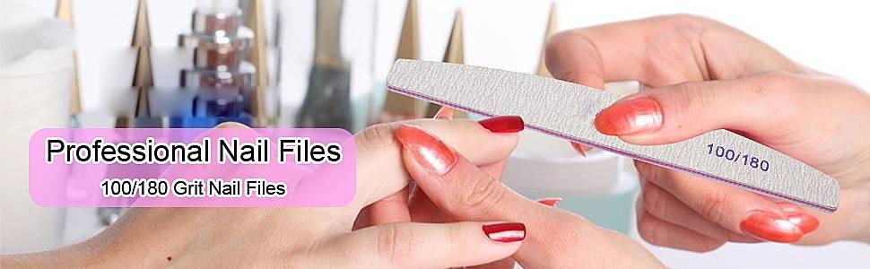 professional nail files