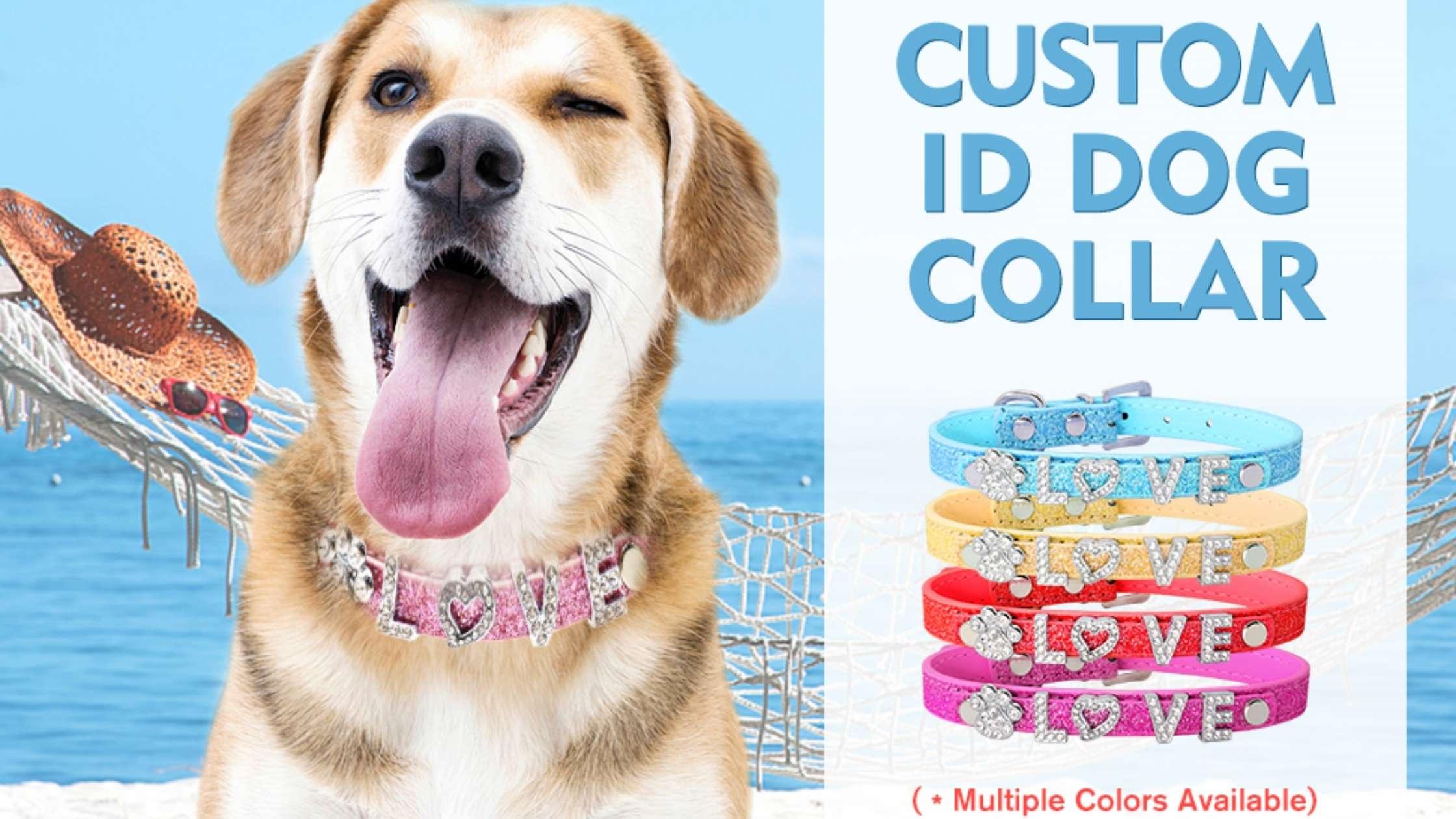 Personalised Dog Collars Uk