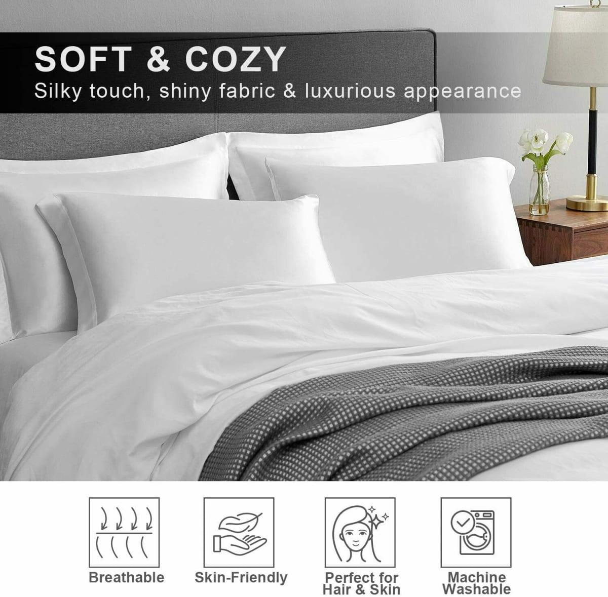 Satin Pillowcases UK