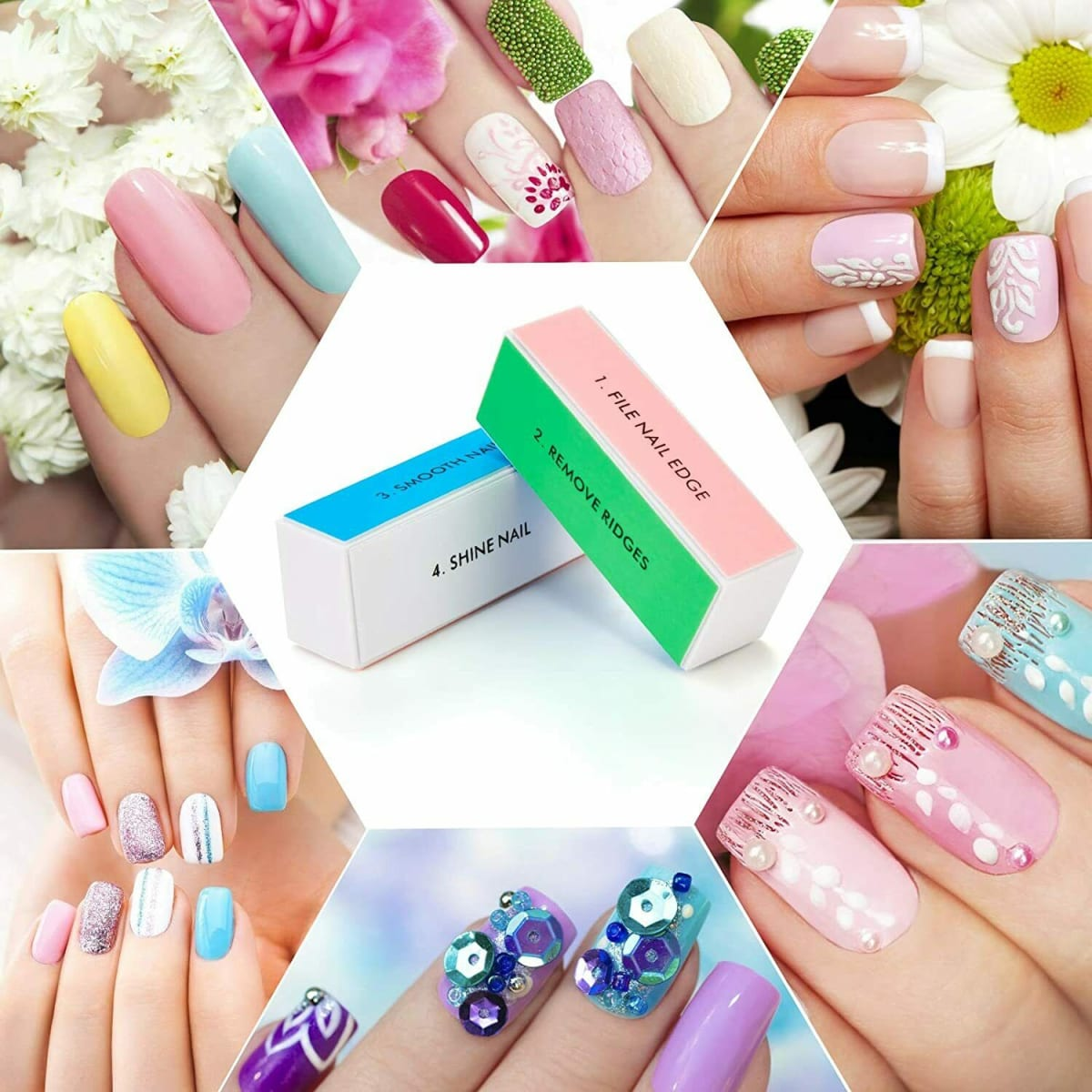 nail file block