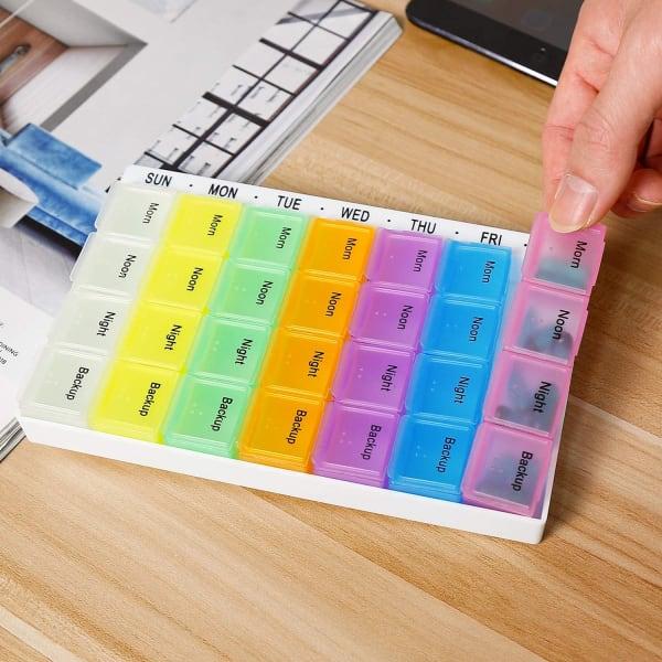 7 day Pill Box Organiser