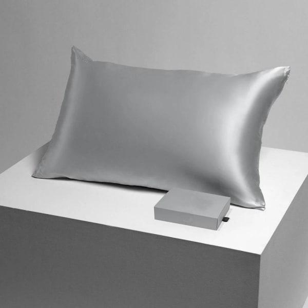 Silver Pillowcase