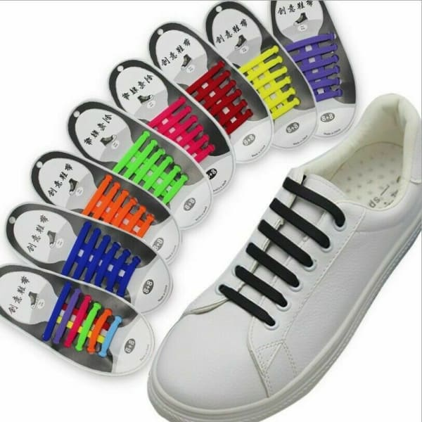 Elastic Laces for Kids