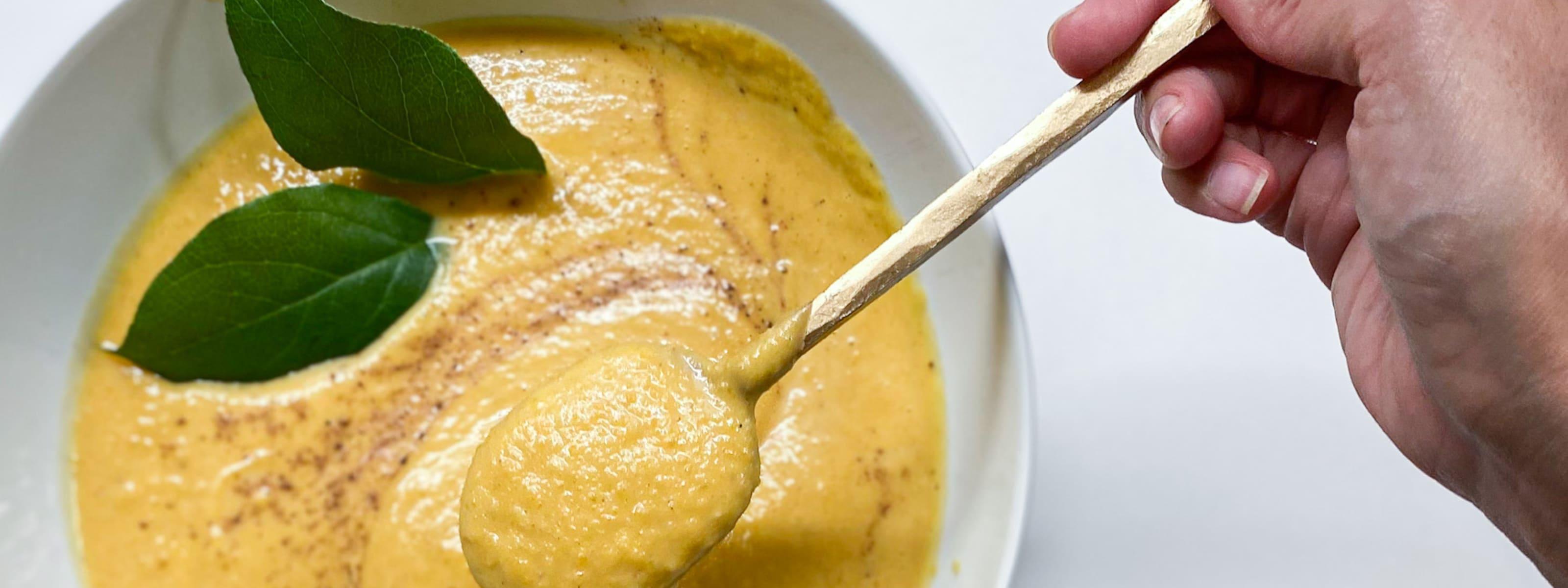 Butterbut Squash Bisque