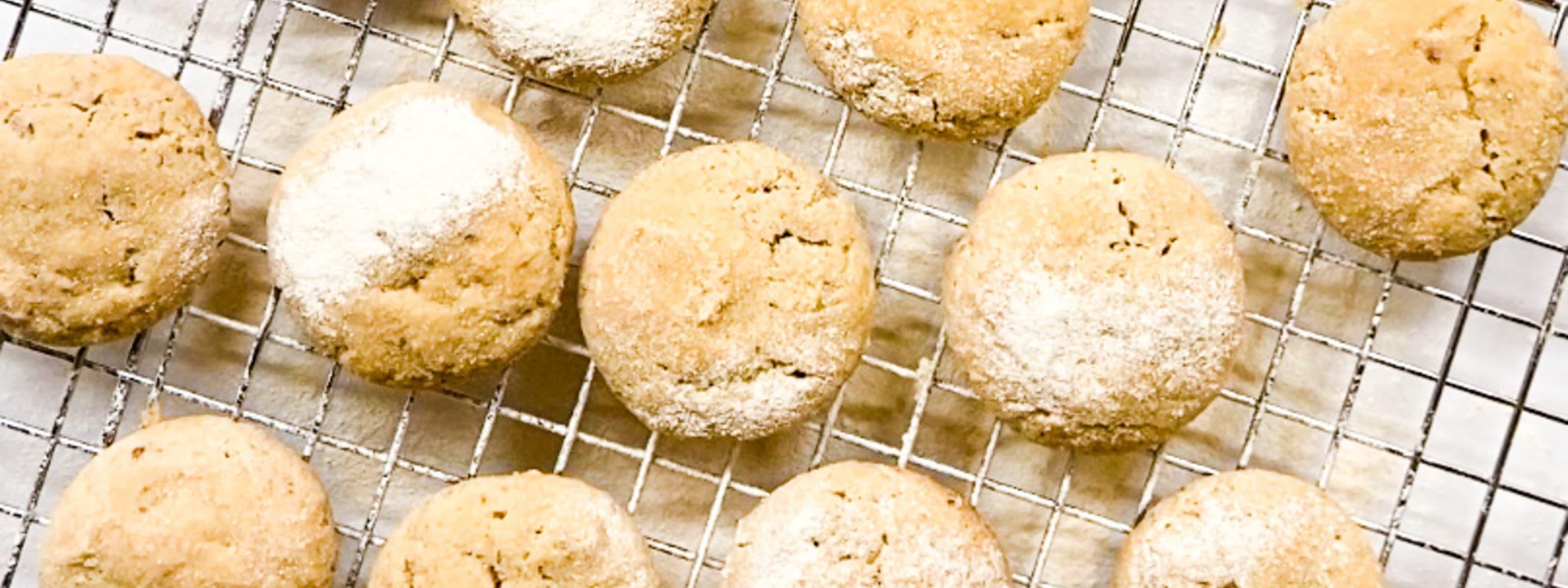 Weddding Cake Cookies