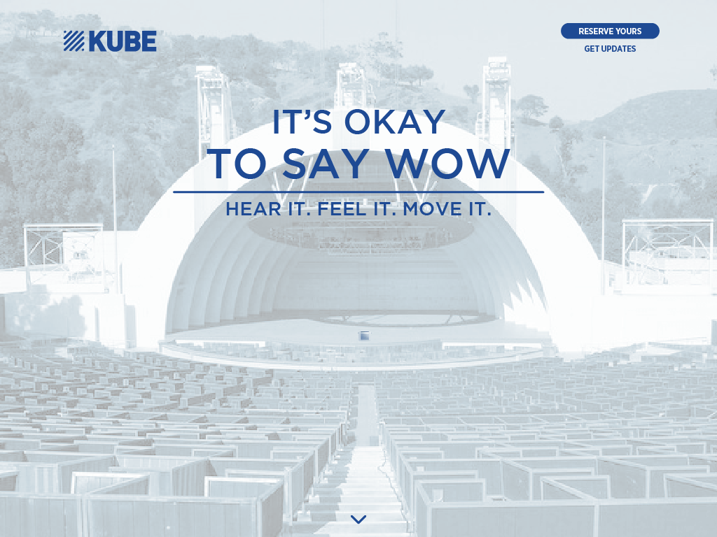 KUBE Okay to Say Wow Rocksauce Studios