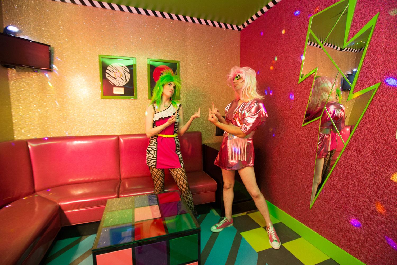 The Highball 80s Room