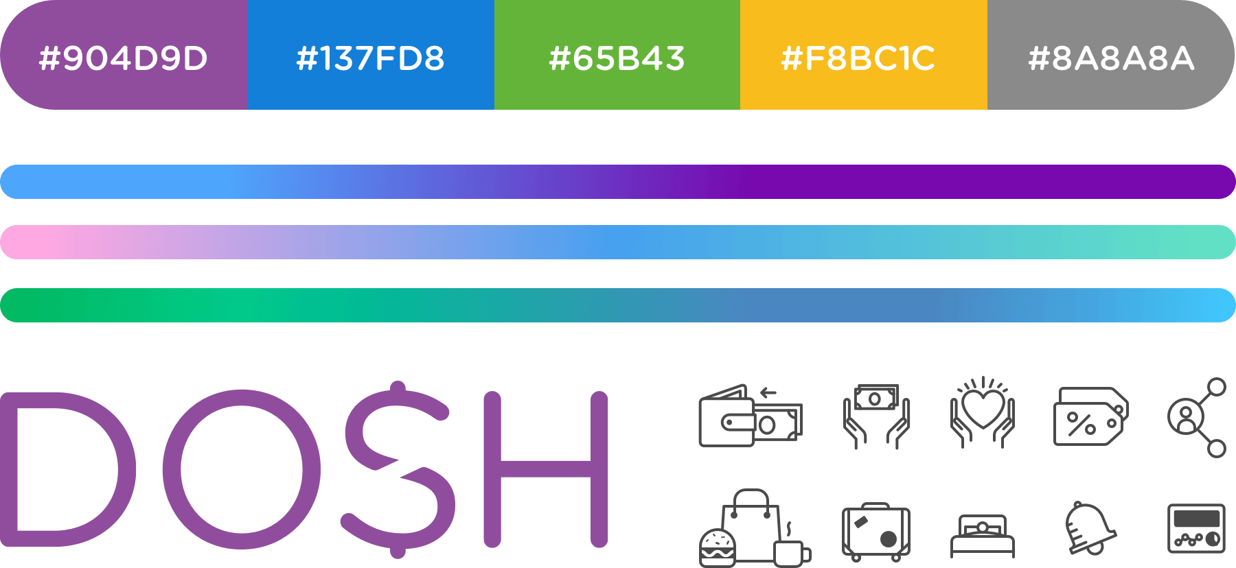 DOSH Brand Elements