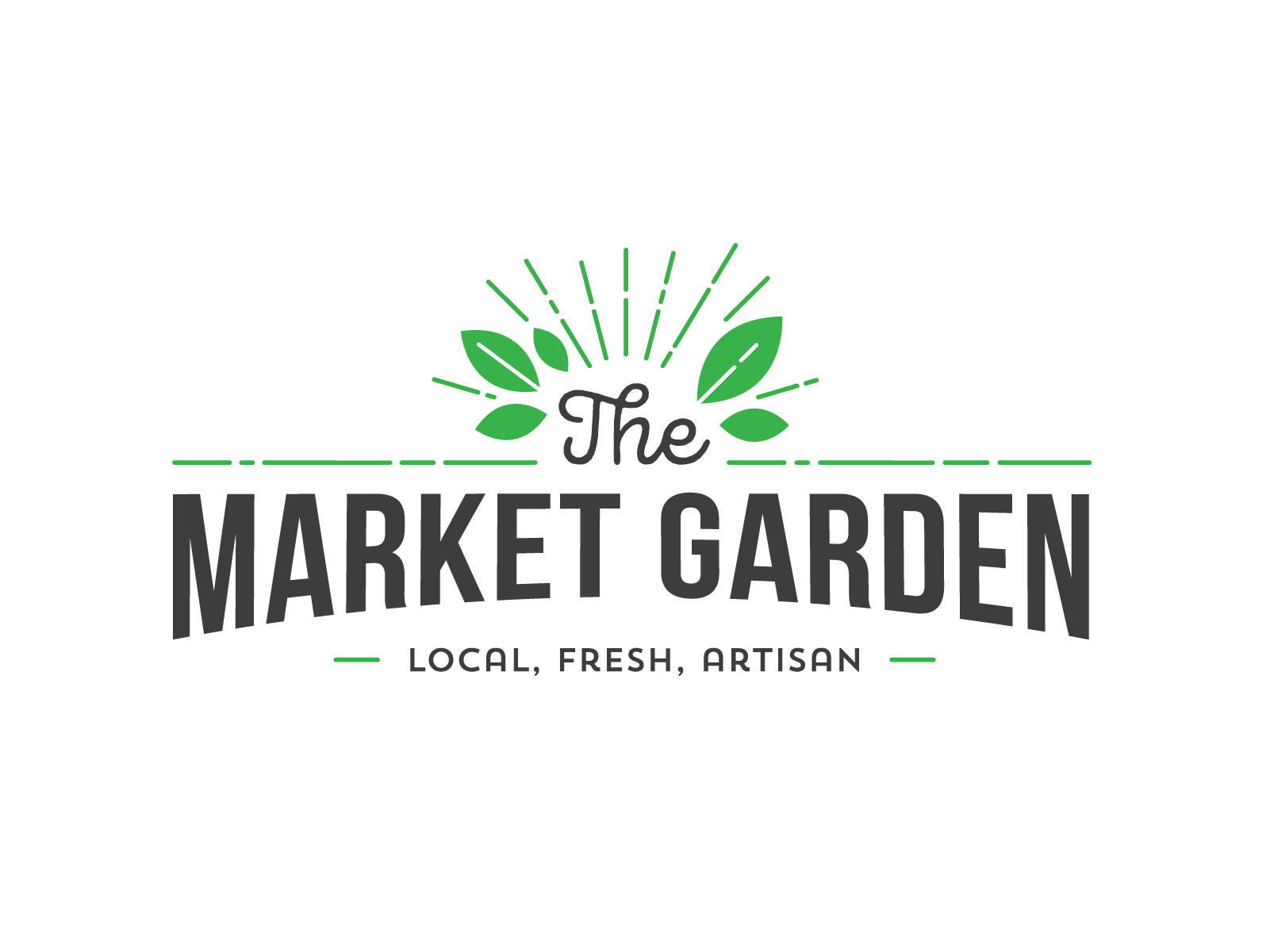 The Market Garden Final Logo