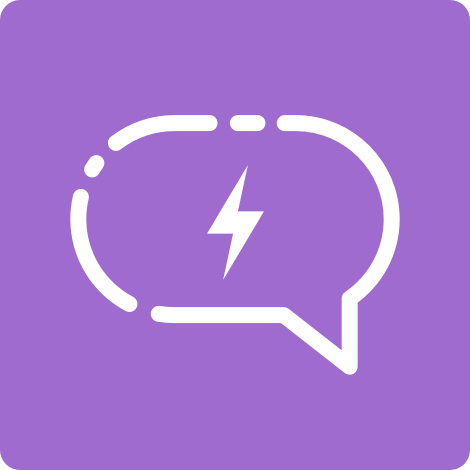 Rocksauce Chat Icon