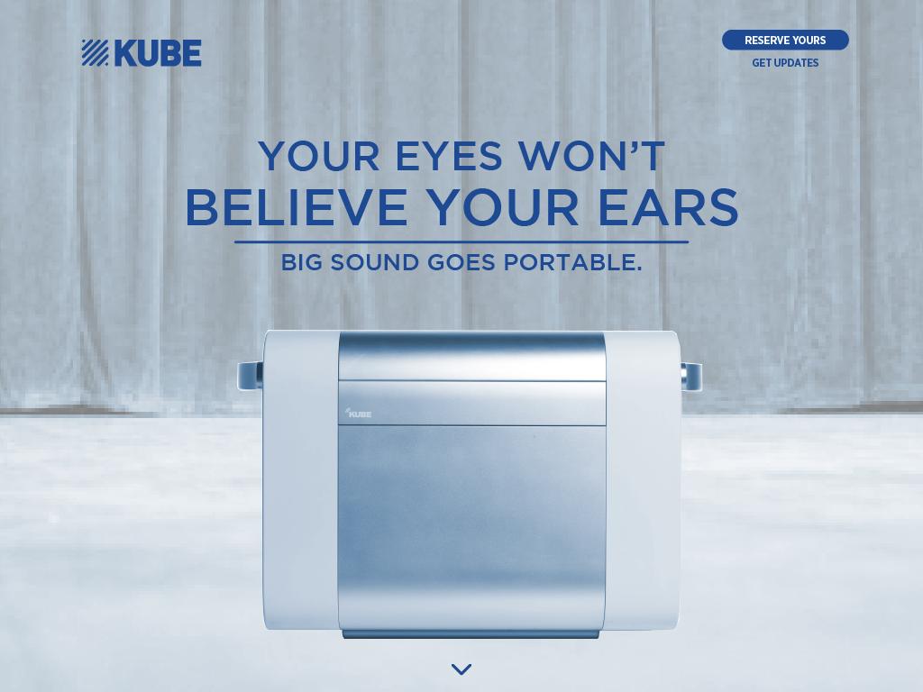 KUBE Won't Believe Ears Rocksauce Studios