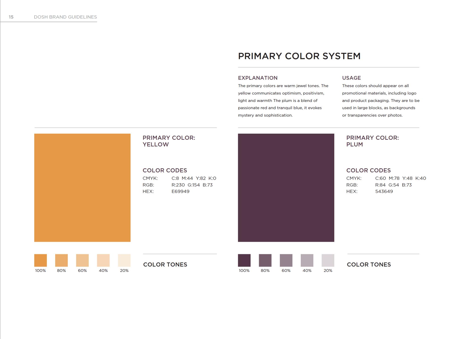 DOSH app A warmer palette for a different demographic Rocksauce Studios