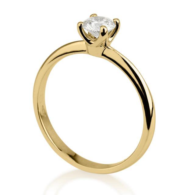 טבעת אירוסין דגם לימה