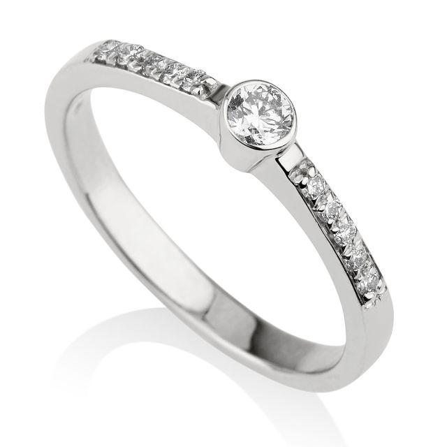 טבעת אירוסין מודל ליב