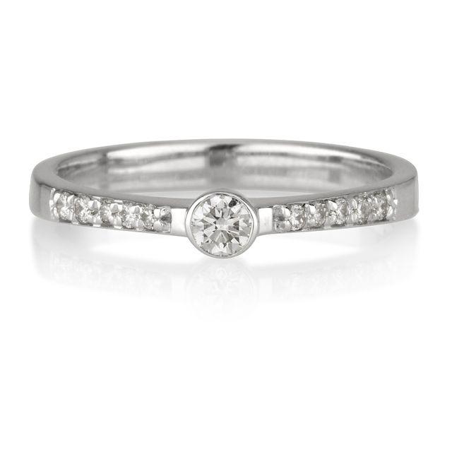 טבעת אירוסין ליב