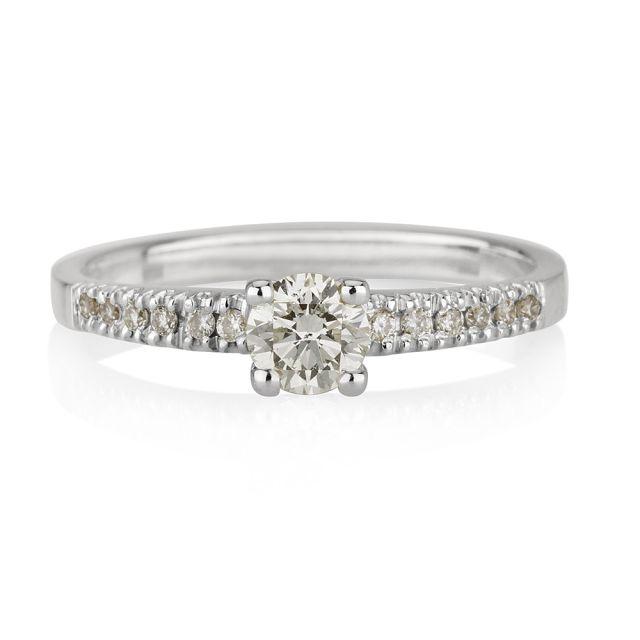 טבעת אירוסין מודל רומי
