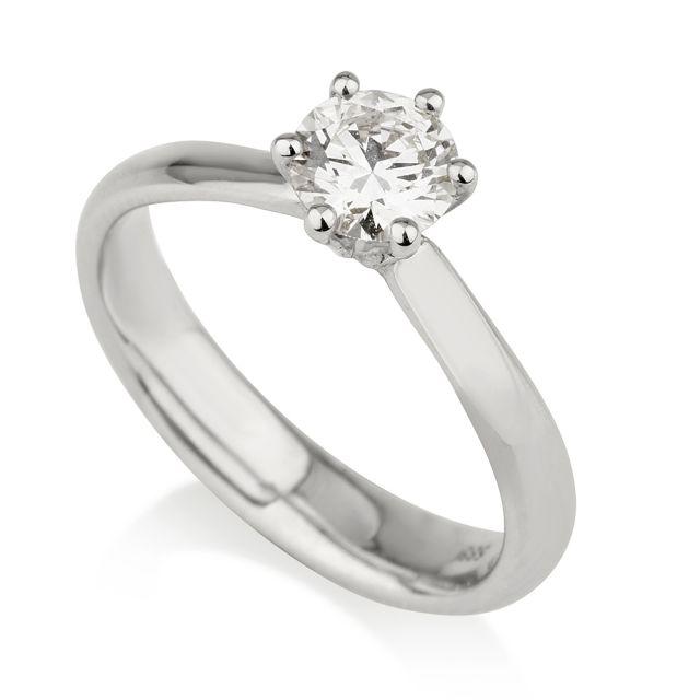 טבעת אירוסין מודל אשלי