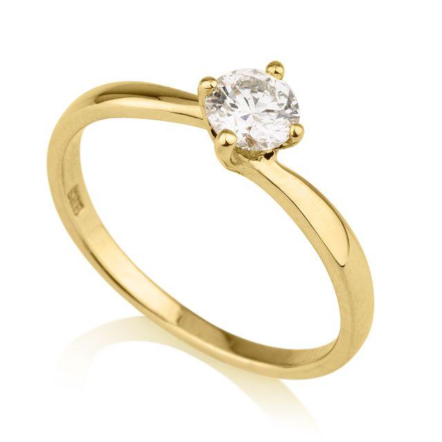 טבעת אירוסין מודל אור
