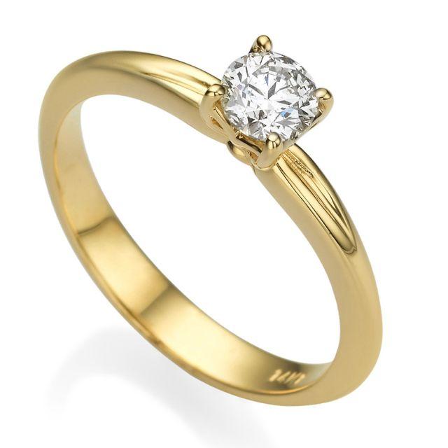 טבעת אירוסין דגם סרינה