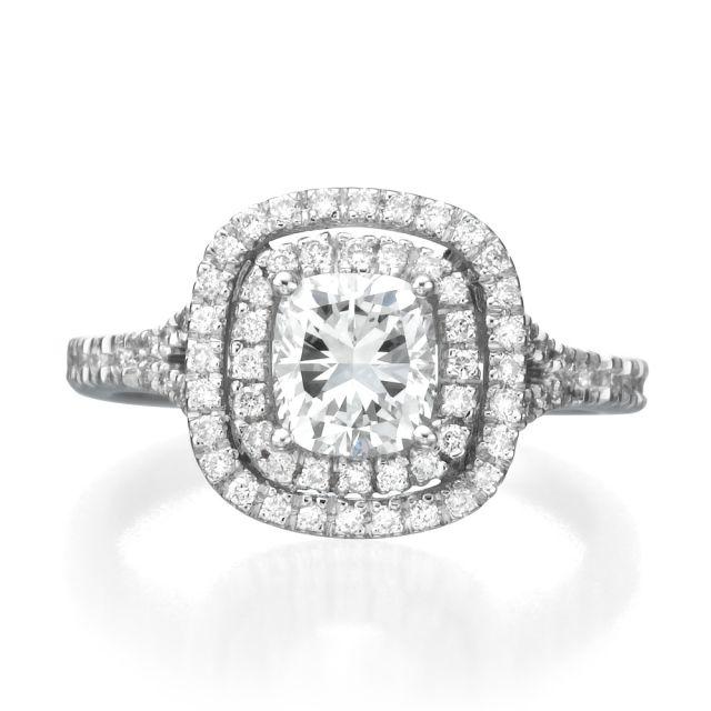 טבעת אירוסין יוקרתית נינה