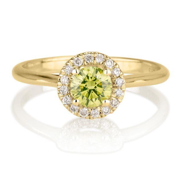 טבעת אירוסין מיוחדת ג'ניפר