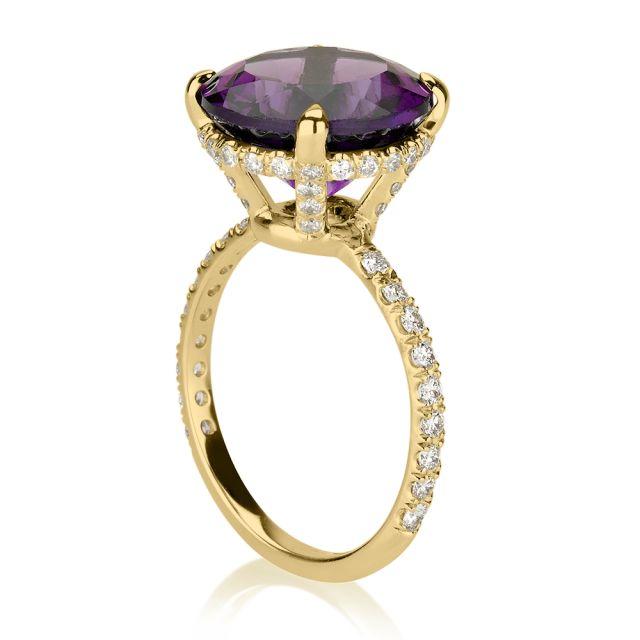 טבעת אירוסין אורה
