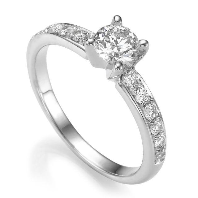 טבעת אירוסין לונה
