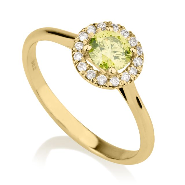 טבעת אירוסין ג'ניפר