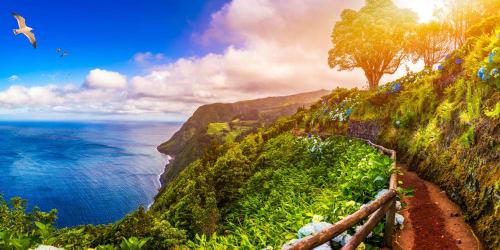 Res med Solresor till Azorerna